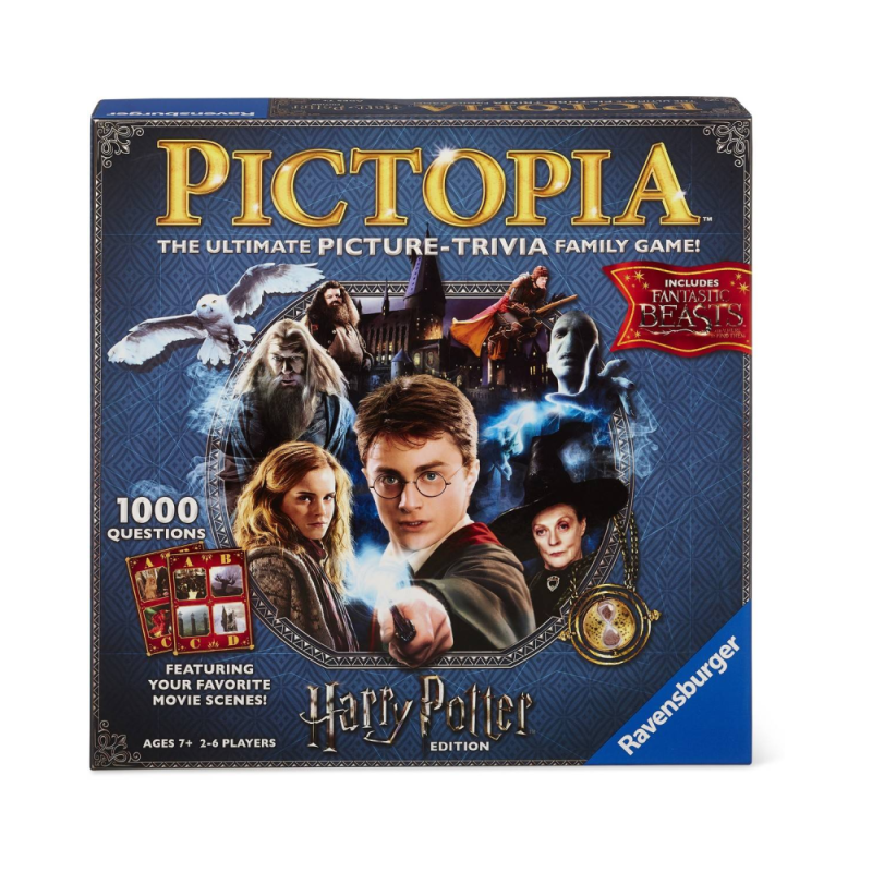 Pictopia - Harry Potter