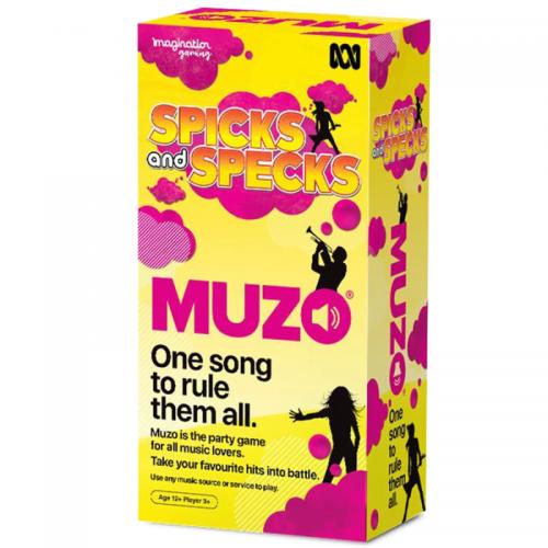 MUZO Spicks and Specks Edition