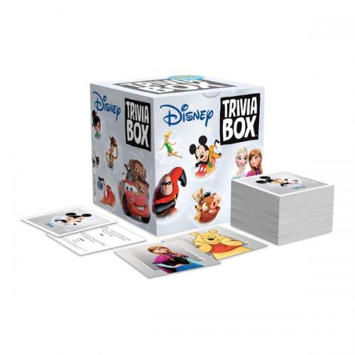 Disney Pixar Trivia Box