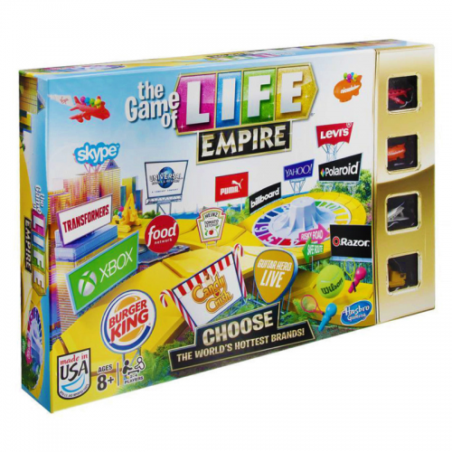 The Game of Life Empire