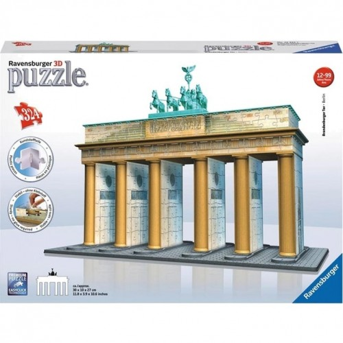Brandenburg Gate 3D Puzzle 324pc