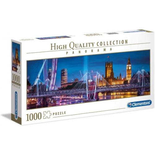 Clementoni London 1000pc jigsaw Panorama