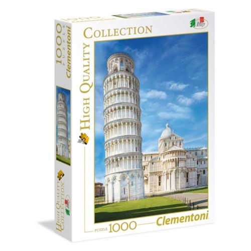 Clementoni Pisa 1000pc Jigsaw