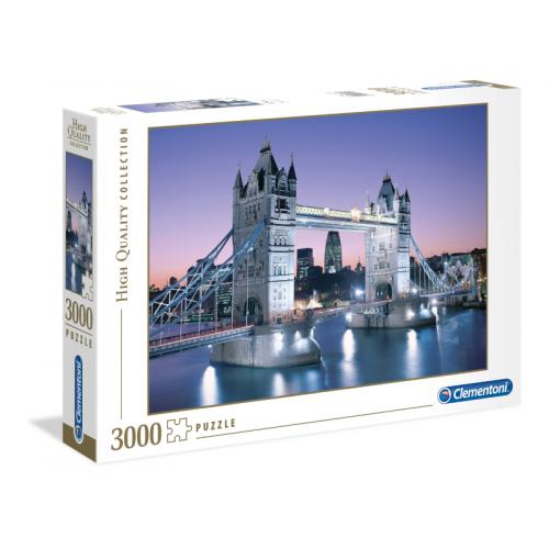 Clementoni London Tower Bridge 3000pc Jigsaw