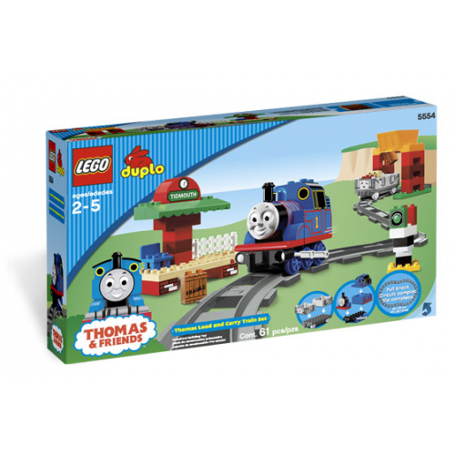 DUPLO Thomas Load and Carry Train Set
