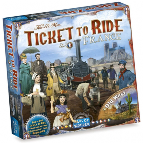 Ticket to Ride France & Old...