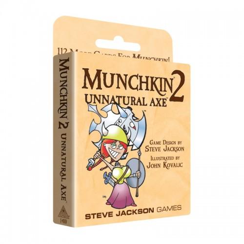 Munchkin 2 Unatural Axe
