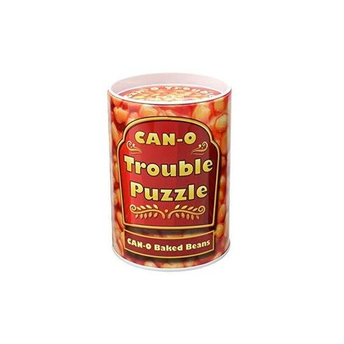 Can-O Trouble Puzzle, Can-O Worms