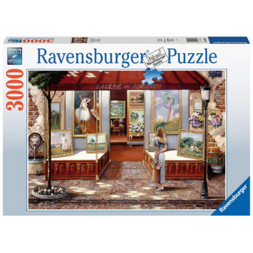 Ravensburger -Gallery of...
