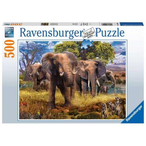 Ravensburger - Elephant...