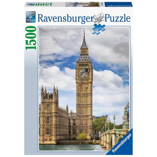 Ravensburger - Funny Cat on...