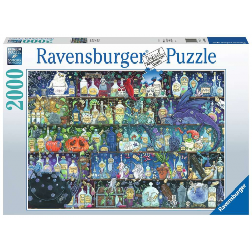 Ravensburger - Poisons and...