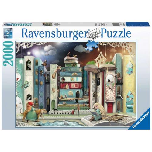 Ravensburger - Novel Avenue...