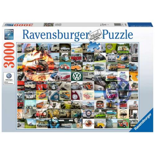 Ravensburger -99 VW Bulli...
