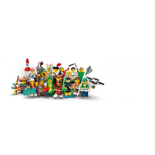 LEGO Series 20 Collectible Minifigure Complete set of 16