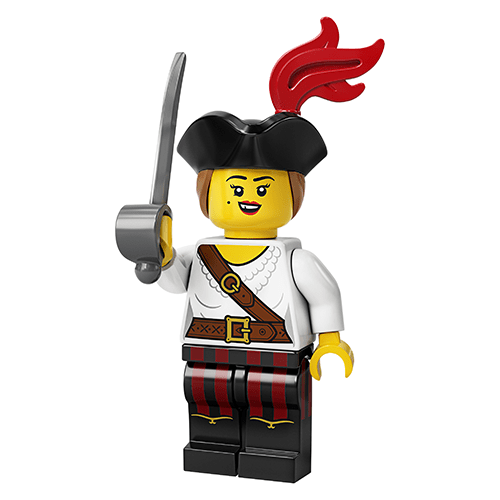 LEGO Series 20 Pirate