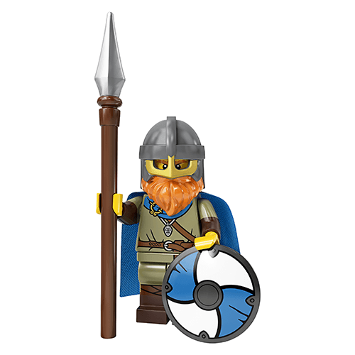 LEGO Series 20 Viking