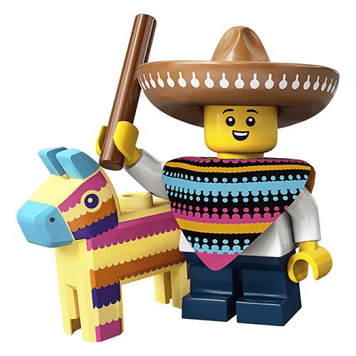 LEGO Series 20 Pinata Boy