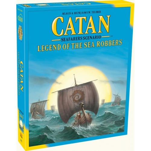 Catan Seafarers Scenario -...