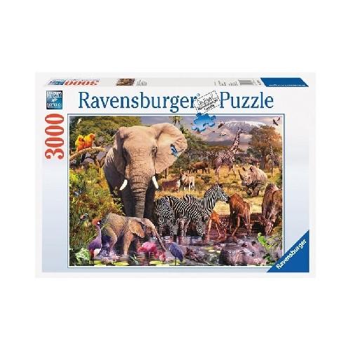 Ravensburger - African Animal World 3000 pcs