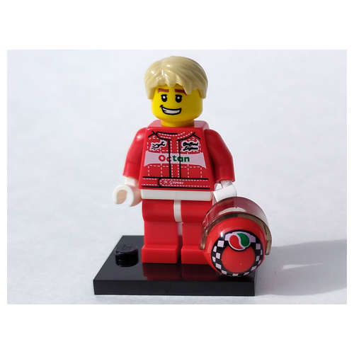 Race Car Driver - LEGO Series 3 Collectible Minifigure