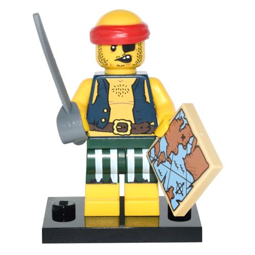 Scallywag - LEGO Series 16...