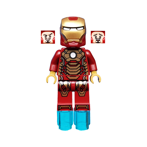 Iron Man Mark 42 Armor