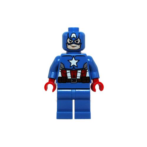 Captain America - Blue...