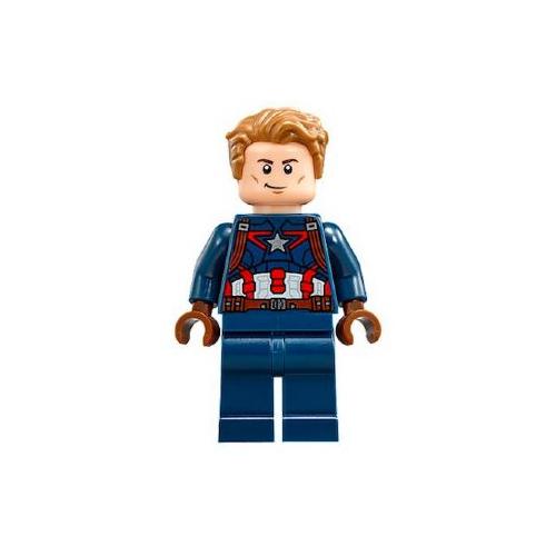 Captain America - Detailed...