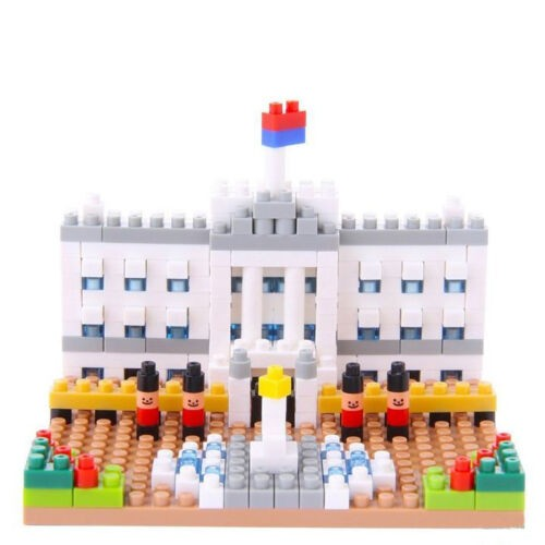 Nanoblocks Buckingham Palace