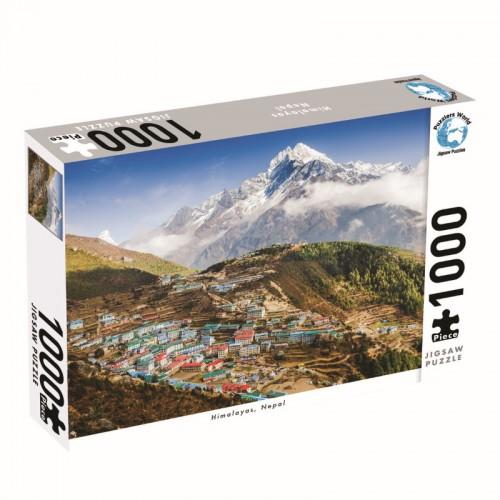 Puzzlers World Himalayas 1000pc Jigsaw
