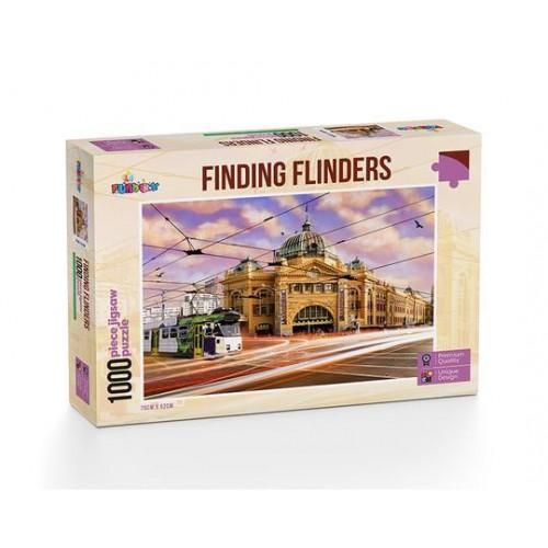 Finding Flinders 1000 piece...