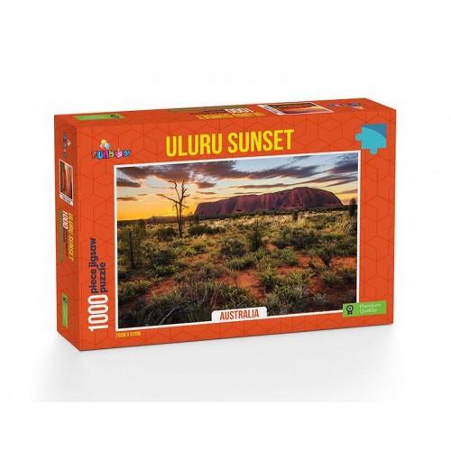 Uluru Sunset 1000 piece...