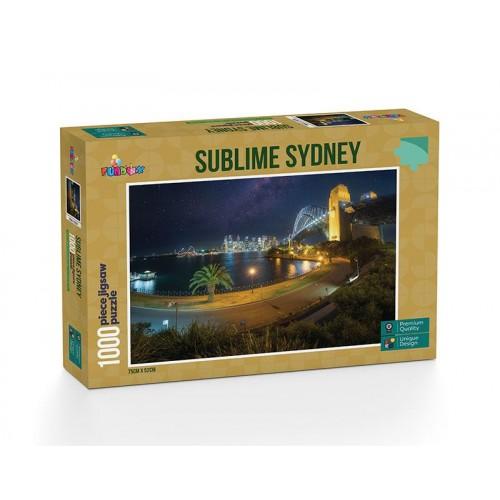 Sublime Sydney 1000 piece...