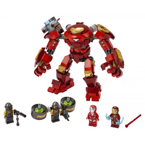 Iron Man Hulkbuster vs....