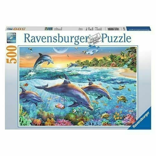 Ravensburger - Dolphin Cove...