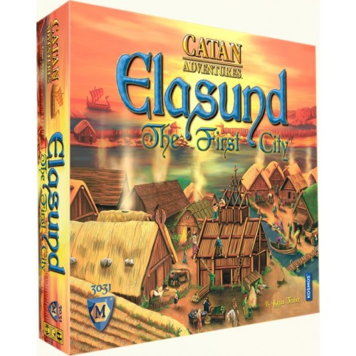 Catan: Elasund The First City