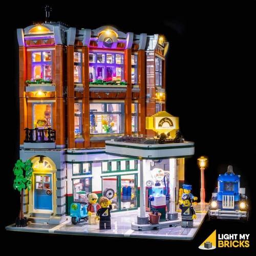 Lego Corner Garage 10264...