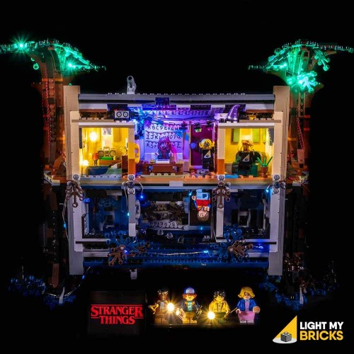 Lego Stranger Things 75810...