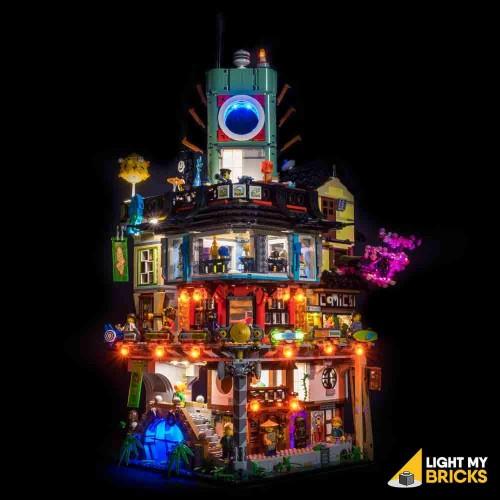Lego Ninjago City 70620...