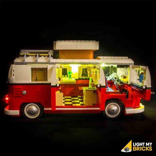 Lego Volkswagen T1 Camper...