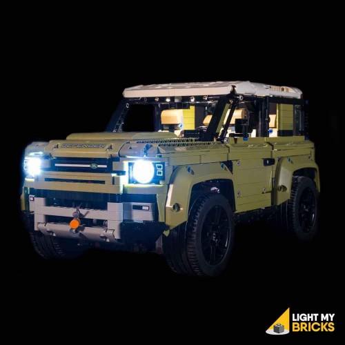 Lego Land Rover Defender...
