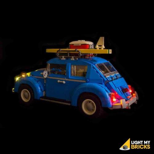 Lego Volkswagen Beetle...