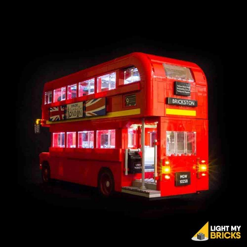 Lego London Buss 10258...