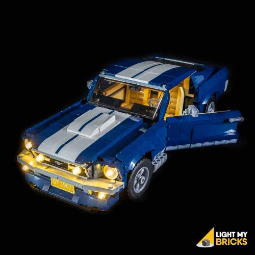 Lego Ford Mustang GT 10265...