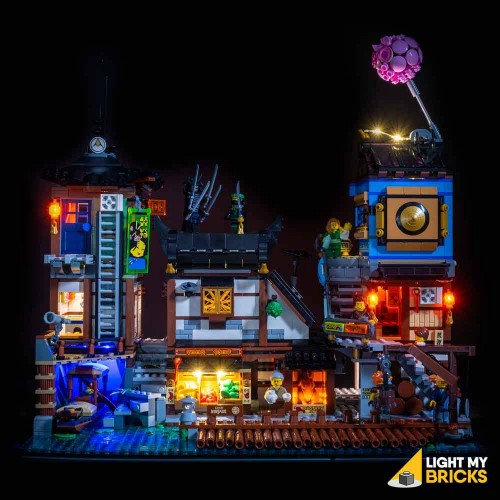 Lego Ninjago City Docks...