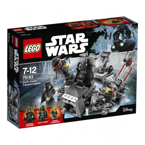 Darth Vader Transformation