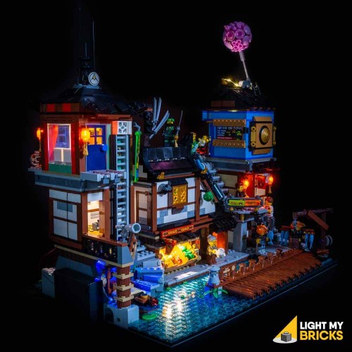 Lego Ninjago City Docks...