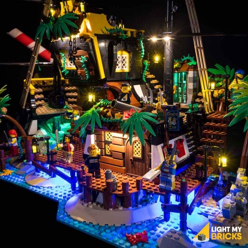 Lego Pirates of Barracuda...