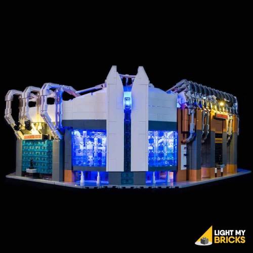 Lego Old Trafford...